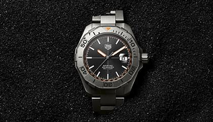 Новая коллаборация TAG Heuer и Bamford Watch Department