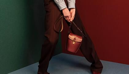 New IT-bag in the Salvatore Ferragamo collection