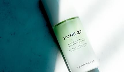 Novelty at Cosmotheca: Pure 27 serum