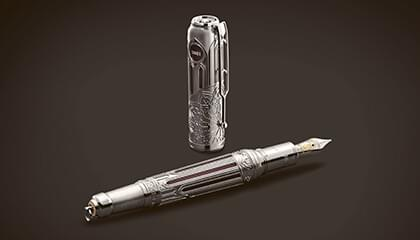 Montblanc Writing Instruments Honoring Victor Hugo