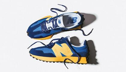 The fall New Balance novelties