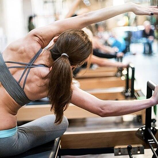 Workout in TOP-PILATES