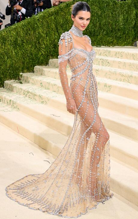 Кендалл Дженнер в Givenchy