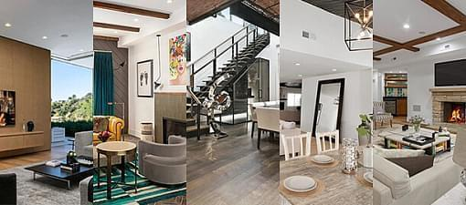 5 trendy interior styles by choice of celebrities
