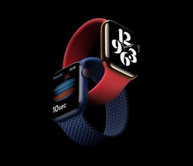Новинка: часы Apple Watch Series 6 в re:Store
