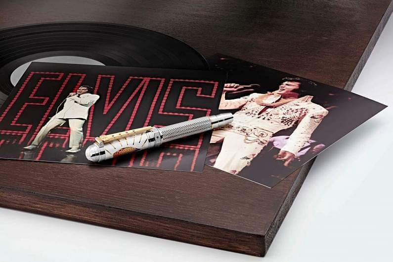 New Montblanc accessories dedicated to Elvis Presley