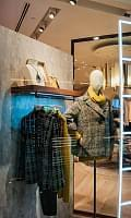 The Italian women's clothing brand Elena Miro opened a new boutique in the Vremena Goda Galleries
