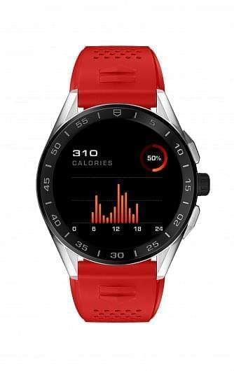Wellness Apps for TAG Heuer Connected smartwatches