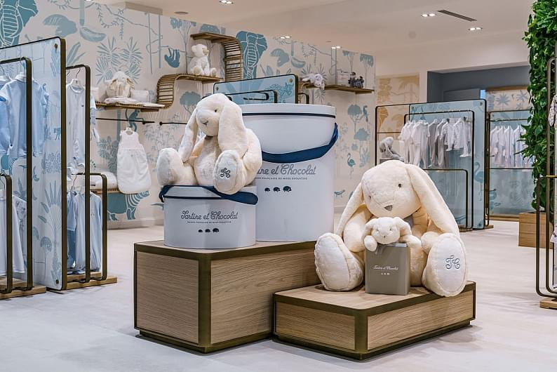 "Children's department store ""Vremena Goda Kids"" opens at the Galleries"