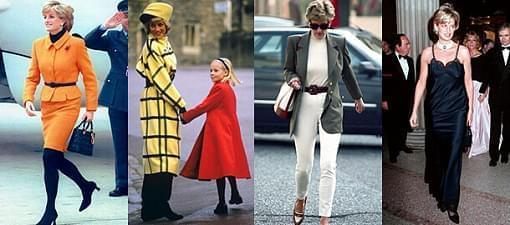 8 Princess Diana's looks to shine this fall