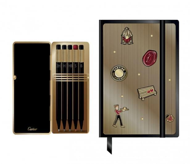 New collection of gifts and home decor from Cartier